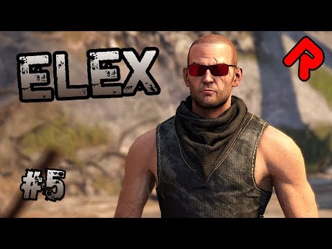 CSI Edan! | Let's play Elex gameplay ep 5 (PC)