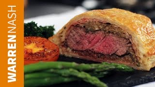 Individual Beef Wellington Recipe - Melts In Your Mouth - Recipes By Warren Nash