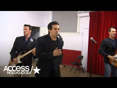 Mark Ballas On Being The Final Frankie Valli for Broadway Run Of 'Jersey Boys'
