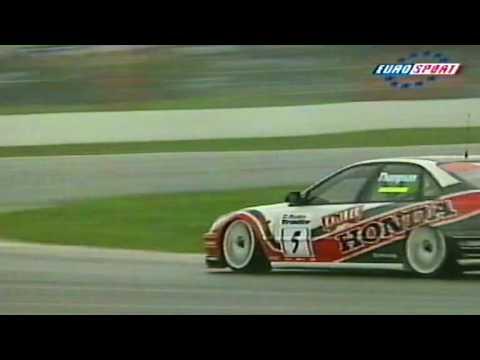 1998 Autotrader RAC BTCC Silverstone Round 4 From Eurosport TV.