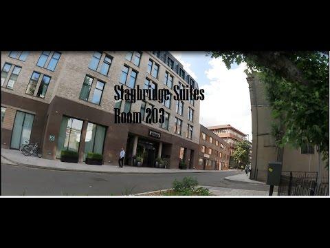 Hotel Room Review Staybridge Suites Room 203