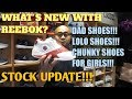 REEBOK STORE RAID! WHAT'S NEW? SNEAKER SHOPPING! CLASSIC SNEAKERS   TEAM REEBOK PHILIPPINES