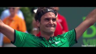 Roger Federer  - A Dream Come True 2017 (HD)