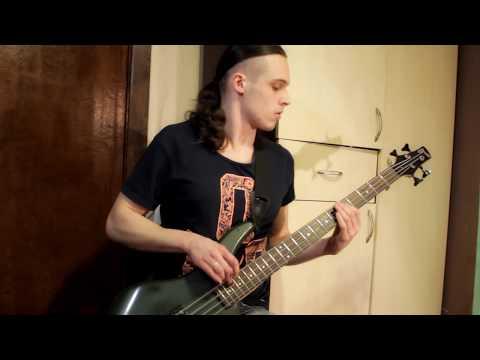 Metallica Until It Sleeps live bass cover (free bass tabs on AndriyVasylenko.com)