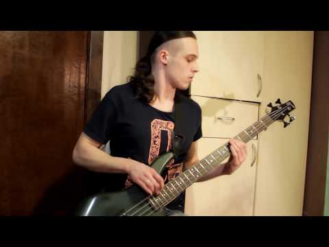 Metallica Until It Sleeps bass cover (free bass tabs on AndriyVasylenko.com)