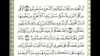 الشيخ خالد الجليل تلاوة تفوق الوصف ـ سورة النحل كاملة