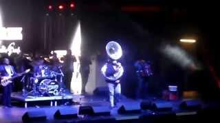 Presentacion Julion alvarez El Paso Tx. 29 marzo 2014