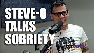 Steve-O Talks About Being Sober for 11 Years