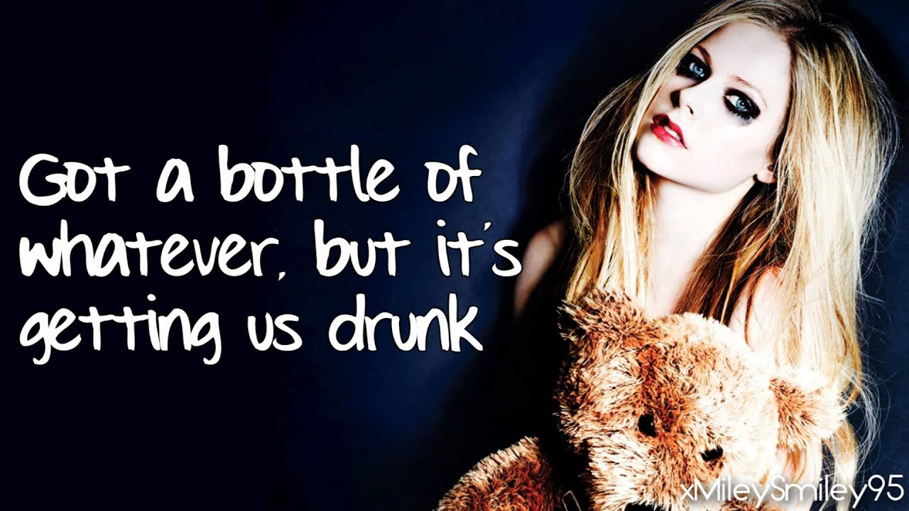 Avril Lavigne - Here's To Never Growing Up (with lyrics ...