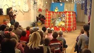 Рождество в детском доме Теремок!