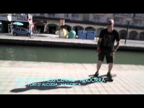 Electric Skate -MALLORCA  SPAIN...