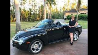 SOLD 2004 Chevrolet SSR, only 11450 Miles for sale by Autohaus of Naples 239-263-8500