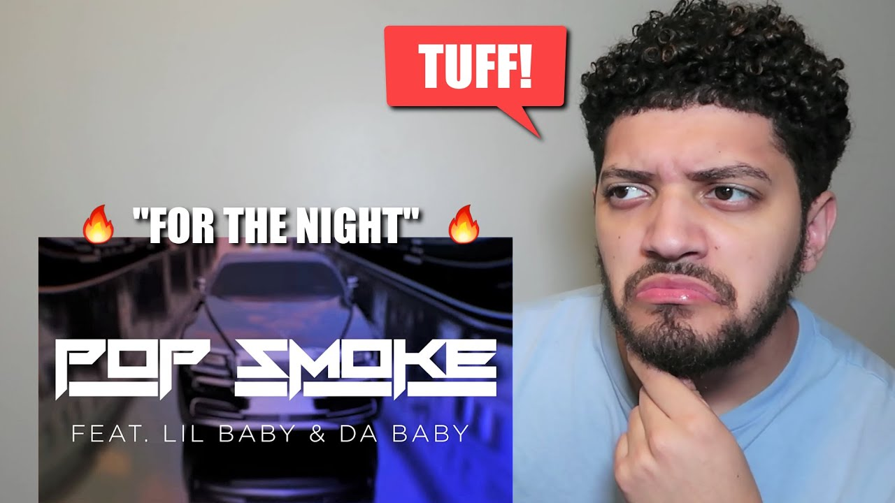 "POP SMOKE ""FOR THE NIGHT"" ft. LIL BABY & DABABY (Audio"