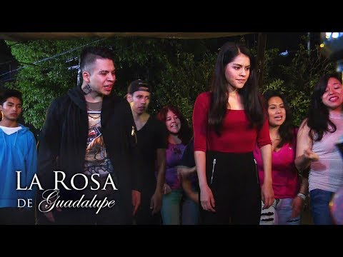 La Rosa De Guadalupe Sentencia De Amor Youtube