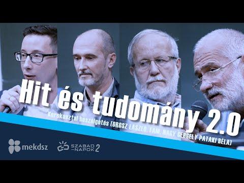 Hit és Tudomány 2.0 | Orosz László, FAM, Nagy Gergely, Pataki Béla