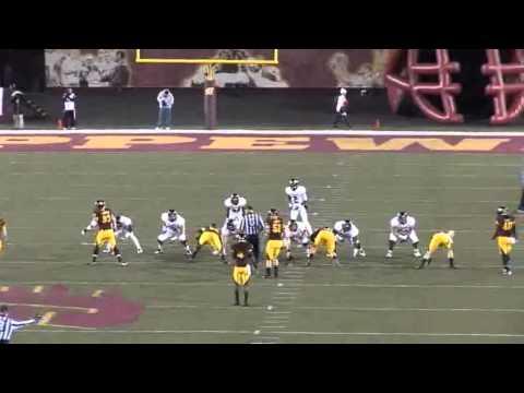 Adonis Thomas Highlights #24 University of Toledo