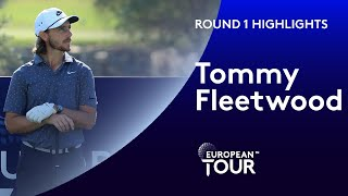 Tommy Fleetwood opens with 68 in Vilamoura | 2020 Portugal Masters