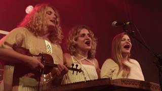 Warsaw Village Band at the Songlines Music Awards 2018 Ceremony