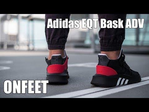 detailing 03602 9ae49 ONFEET Adidas EQT Bask ADV