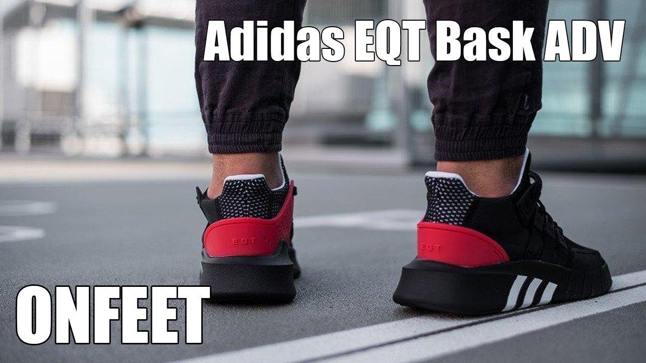 promo code c5f41 8931e ONFEET Adidas EQT Bask ADV