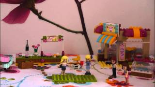 Lego friends, the picknick movie!