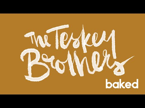 The Teskey Brothers | So Caught Up | Baked Goods Live Sessions