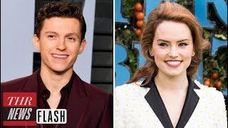 Tom Holland & Daisy Ridley's Sci-Fi Film 'Chaos Walking' to Undergo Major Reshoots   THR News Flash