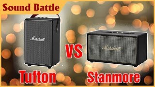 Marshall Tufton vs Marshall Stanmore Solo - So SГЎnh