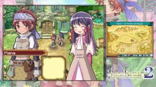 Let's Play Rune Factory 2 Part 1