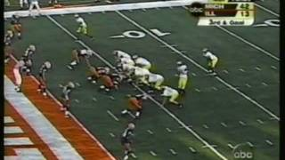 2002: Michigan 45 Illinois 28