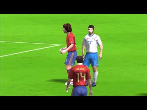 2010 FIFA World Cup South Africa PSP Gameplay HD