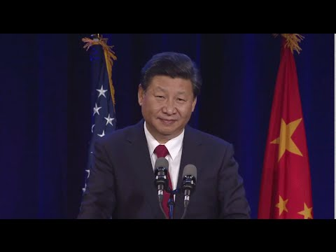 Chinese President Xi Jinping Policy Speech Seattle September 22, 2015