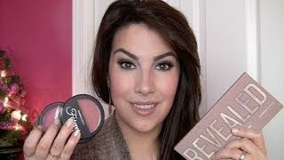 Coastal Scents Haul! Revealed Palette, Blushes & More