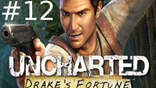 Uncharted: Drake's Fortune Walkthrough Part 12: The Great Escape