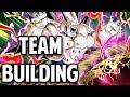 OMEGA SHENRON TEAM BUILDING GUIDE GLOBAL JAPAN Dragon Ball Z Dokkan Battle