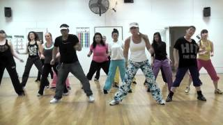 """SHAWTY GOT MOVES"" by Get Cool - Choreography by Lauren Fitz for Dance Fitness"