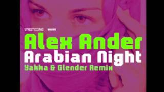 Alex Ander - Arabian Nights (Original Mix)