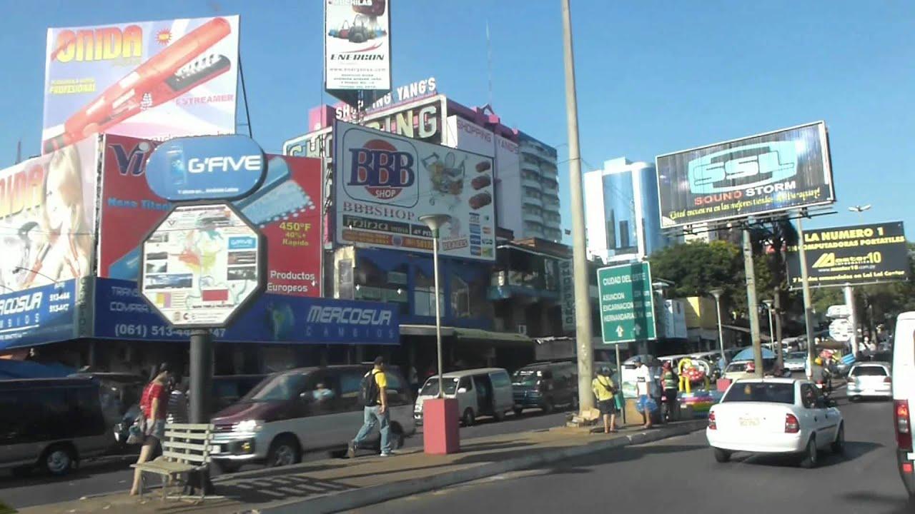 Cell Shop: fotografía de Ciudad Del Este, Ciudad Del Este ...  Calle Ciudad Del Este