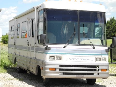 1995 WINNEBAGO VECTRA CLASS A RV MOTOR HOME CAMPER I94RV RV ILLINOIS WISCONSIN