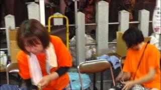 御霊神社 堀江行宮 夏祭り 2014