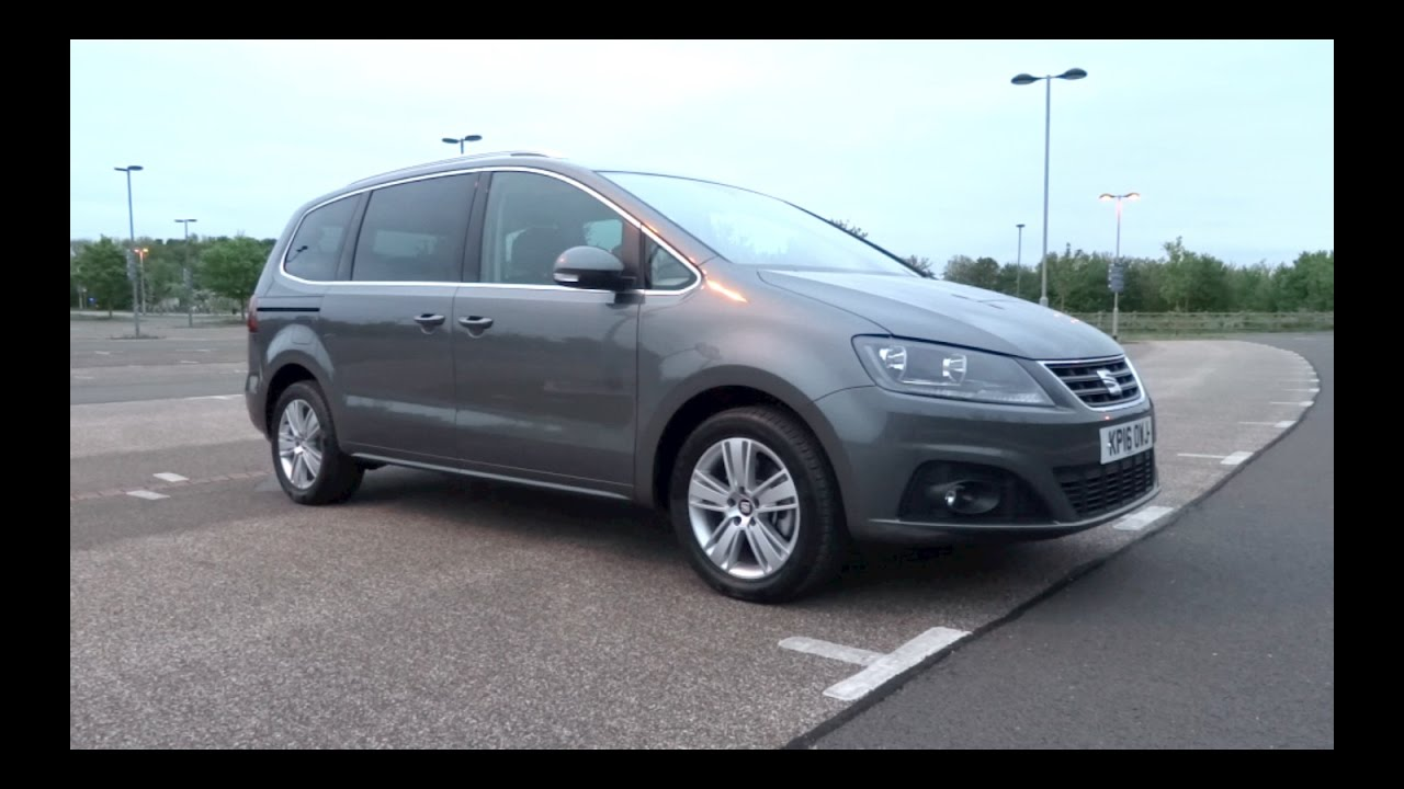2016 seat alhambra 1 4 tsi 150 se start up and full vehicle tour rh youtube com seat alhambra owners manual seat alhambra owners manual