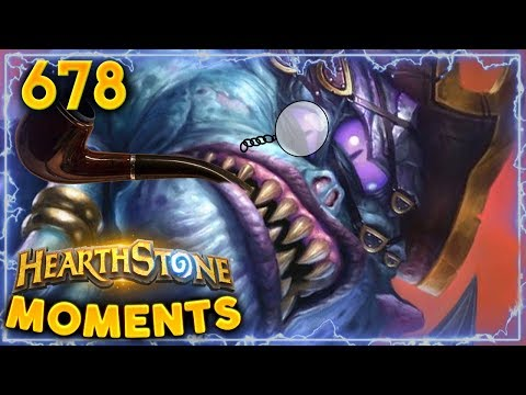 Elementary, My Dear Patches!! | Hearthstone Daily Moments Ep. 678