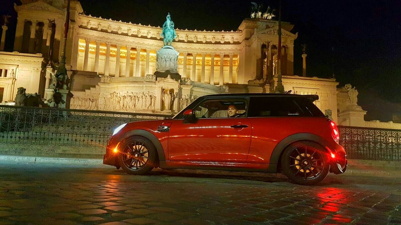 mini f56 cooper s with jcw tuning kit youtube. Black Bedroom Furniture Sets. Home Design Ideas