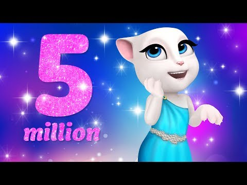 🎉 5 MILLION SUBSCRIBERS SPECIAL 🎉 Thank You From Talking Angela Mp3