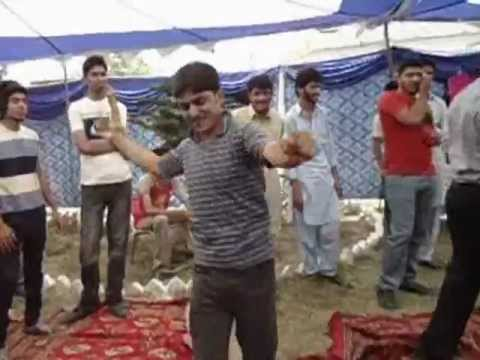 Students are enjoying Fun Fair Ceremony  at Hazara University Havelian Campus,, June 2012