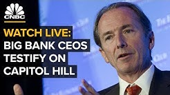 WATCH LIVE: Big Bank CEOs Testify to House Financial Services Committee - Wednesday, April 10 2019