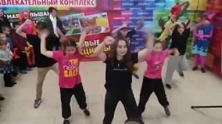 видео Открытие детского развлекательного центра Hippo в ТЦ Атлас