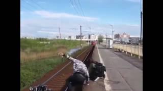Real life hero in japan
