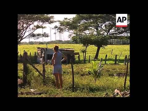 Nicaragua turns to alternative energy to stop dependancy on oil imports
