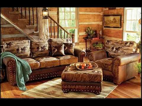 Western Style Living Room Furniture ideas - YouTube